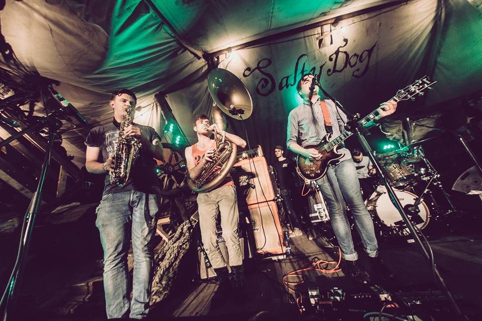 Interview with Booka Brass Band